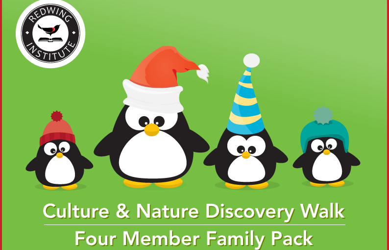 Culture & Nature Discovery Walk - Family Pack Gift Experience