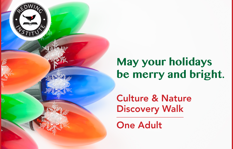 Culture & Nature Discovery Walk - One Adult Gift Experience
