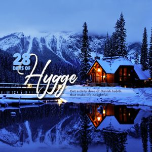 28 Days of Hygge Winter Wellness Program