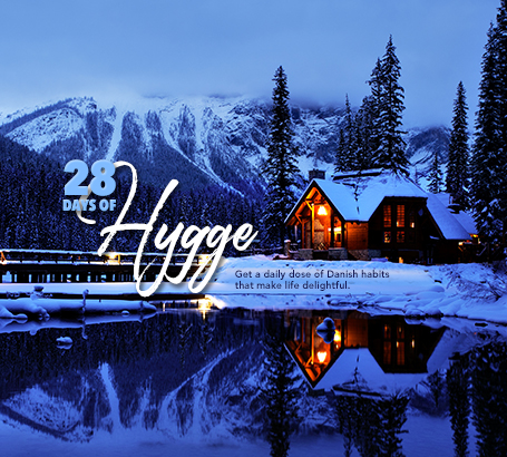 28 Days of Hygge: A Winter Wellness Program
