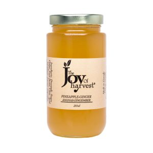 Pineapple Ginger Jam